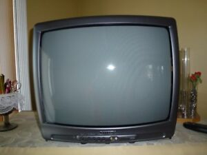 30 inch non flat screen tv