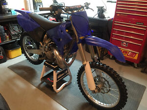 yz250 excellent condition