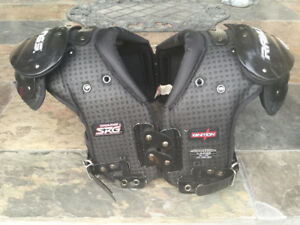 Rawlings Football Shoulder Pads Ignition