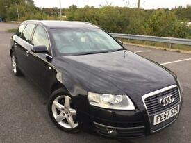 Audi A6 2.0 TDI S LINE TDV (black) 2007