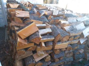 Free delivery. Dry split fir firewood