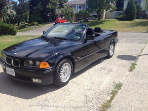 1995 BMW 3-Series Convertible
