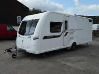 Coachman Vision 575/4. ONE OWNER WITH FULL SERVICE HISTORY & MANY EXTRAS