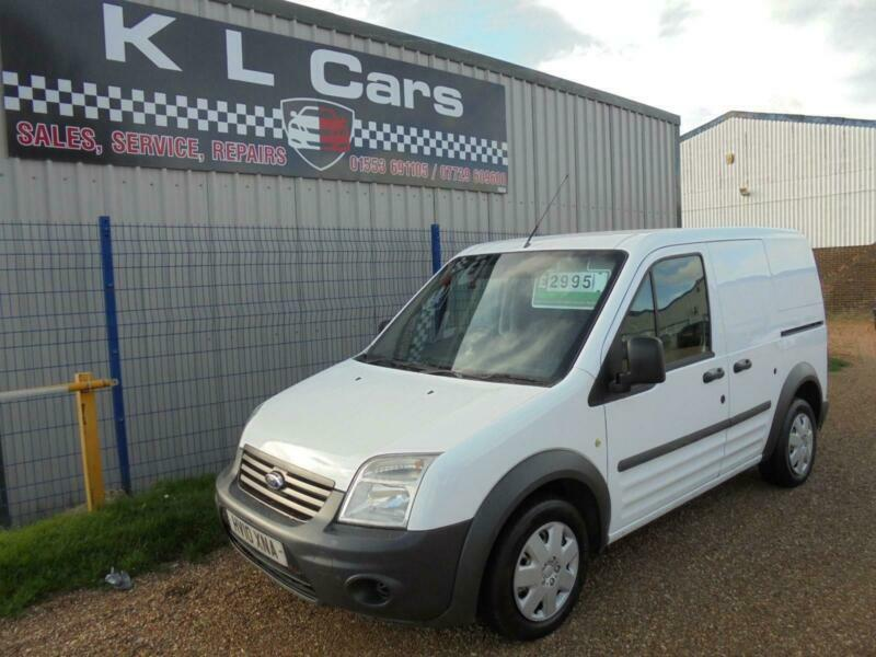879c1eade9 2010 Ford Transit Connect 1.8TDCi   75PS   T200 SWB   SMALL VAN   NEW MOT