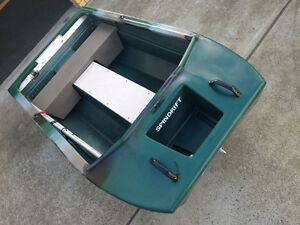 2.4 m Spindrift Catamaran Dinghy - INCLUDES Retractable Wheels North Adelaide Adelaide City Preview