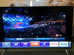 "New floor model Vizio LCD 60"" Smart TV"