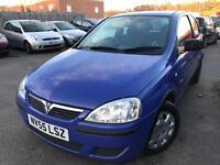 Vauxhall Corsa 1.3CDTi 16v Life 3 DOOR - 2006 55-REG - 10 MONTHS MOT