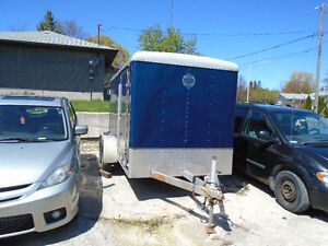 2006 wells cargo enclosed trailer
