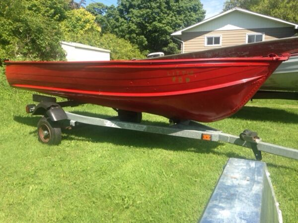 Used 1990 Alumacraft Boat Co fishing