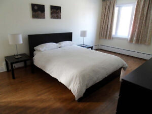 FURNISHED condo apartment - 3 bedrooms - excellent location West Island Greater Montréal image 4