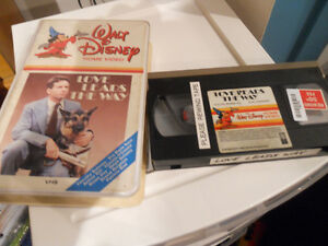 FILM VHS RARE Love leads the way