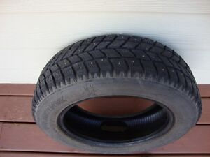 Studded Winter Tires, Set of 4