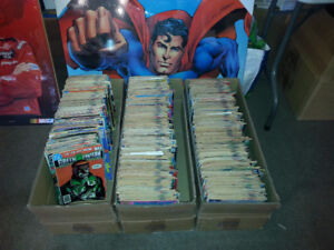 Approx. 900 Vintage Comics for Sale/Trade!