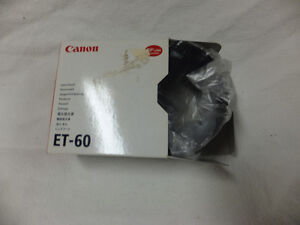NEW  Canon ET-60 Kitchener / Waterloo Kitchener Area image 1