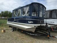 2014 Avalon Catalina Fish 22' Rear Fish