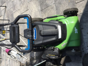 Electric Lawn mower ( maybe for parts only)