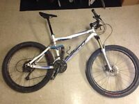 Norco Faze Full Suspension Mountain Bike - Large