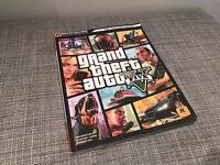 Grand Theft Auto 5 Book