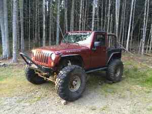 2009 Jeep 1ton project