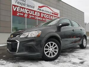 Chevrolet Sonic 4dr Sdn Auto LT+CAMERA+MAGS+A/C+GR.ELEC+WOW! 201