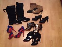 Shoes!!! All brand new size 6