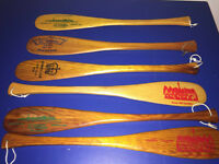 Souvenir Miniature Canoe Paddles