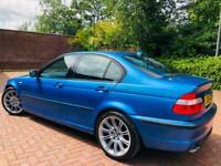 2004 BMW 3 Series 325i M Sport Individual 4dr AUTO SALOON Petrol Automatic