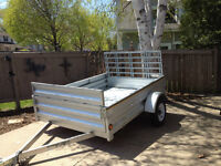 Landscape/Utility Trailer Excellent Condition