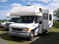 2005 Coachmen Freelander 26 Feet