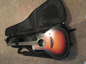Ovation Celebrity Guitar 3/4 *MINT*