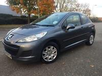 Peugeot 207 1.4 s ( a/c ) 2009 59 Plate | JUST SERVICED AT PEUGEOT!