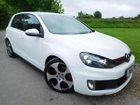 2010 Volkswagen Golf 2.0 TSI GTI 5dr Full VW SH! Rear Sensors! 5 door Hatchb...