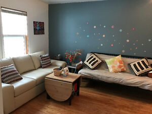 Looking for a female housemate in a 2-bedroom house