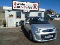 2015 CITROEN C1 1.0 FEEL - 16,724 MILES - FULL SERVICE HISTORY - FREE ROAD TAX