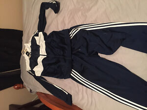 New Adidas Track Suit