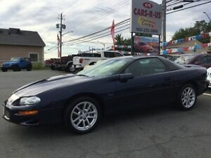 2001 Chevrolet Camaro SS Only 33,000 kms! Special fall price!!