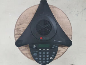 Telephone Conferencing with POLYCOM Sound Station 2W