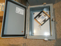 Electrical Panels Enclosures Brand new 3 sizes Reasonable