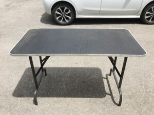 Grooming Table for Dogs or Cats