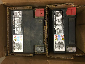 Harley Davidson batteries