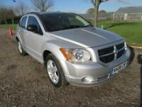 2008 DODGE CALIBER 1.8 SXT MANUAL PETROL 5 DOOR HATCHBACK
