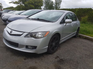 2011 Acura CSX-Loaded! Leather, Heated seats