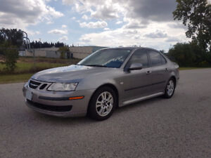 2006 Saab 9-3 Turbo CERTIFIED / E-TESTED / WARRANTY