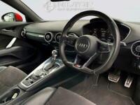 2015 Audi TT 2.0 TFSI S LINE 2d 227 BHP Convertible Petrol Automatic