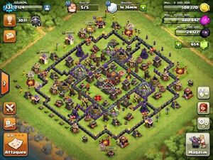 Clash of Clans HDV10