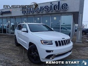 2016 Jeep Grand Cherokee Overland  - Navigation - $240.37 B/W