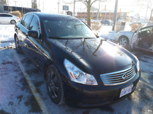 Reduced for quick sale ! 08 Infiniti G35x