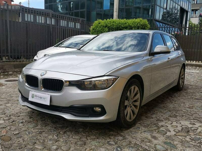 BMW Serie 3 Touring 316d