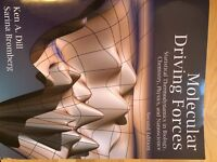 Molecular driving forces 2nd edition