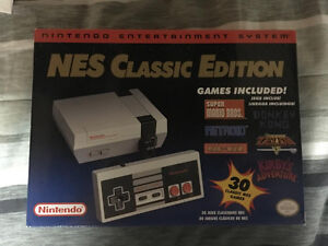 Brand New NES Classic Edition